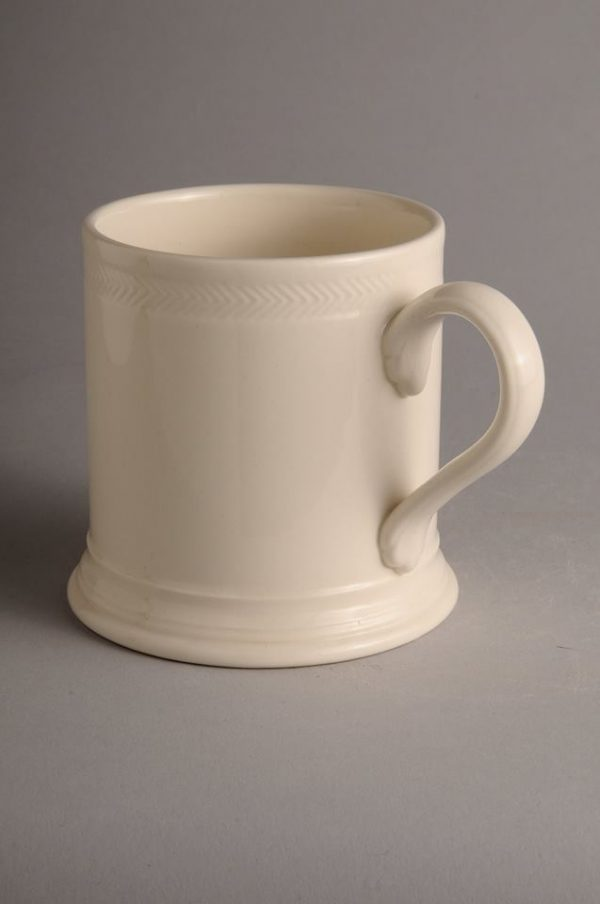 Leeds Pottery Hunslet Footed Mug