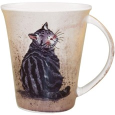 Alex Clark Cat Casper Mug-0