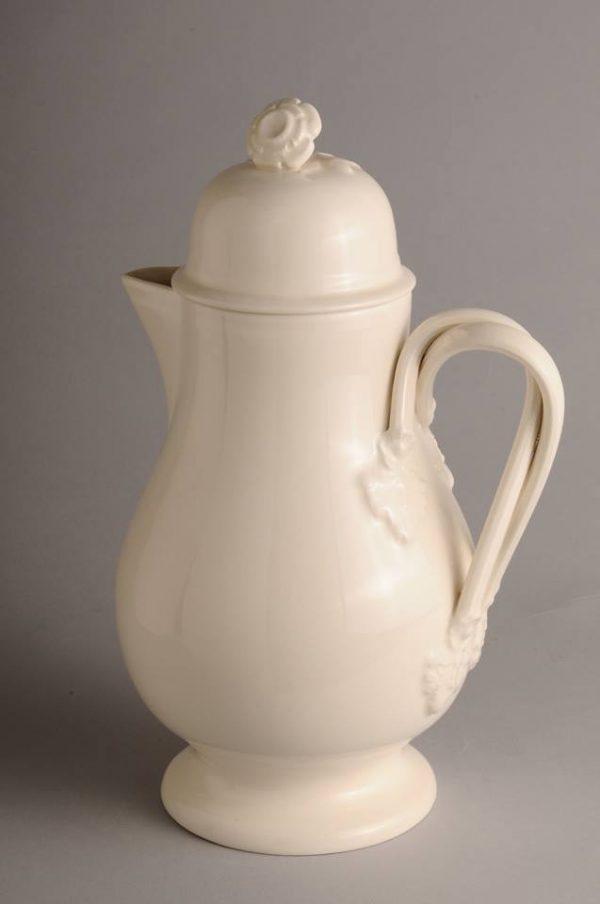 Hartley Greens Leeds Pottery Coffee Pot -0