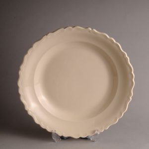 Hartley Greens Leeds Pottery Emily Medium Salad Plate-0
