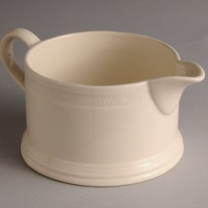 Hartley Greens Leeds Pottery Hunslet Sauce Jug-0