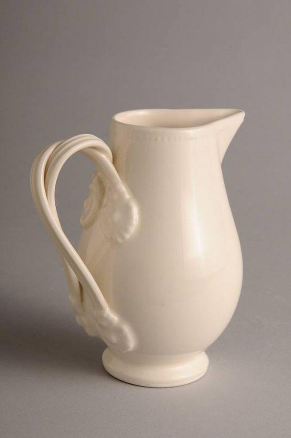 Hartley Greens Leeds Pottery Cream Jug-0
