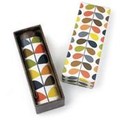 Orla Kiely Multistem Gift Boxed Umbrella -667