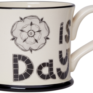 Moorland Pottery Everyday is Yorkshire Day Mug