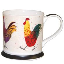 Alex Clark Cockeral Rooster Chicken Mug-0