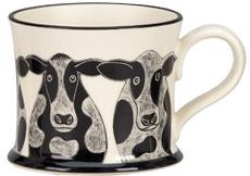 Moorland Country Cow Mug Gift Boxed-1026