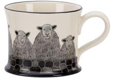 Moorland Pottery Herdwick Sheep Mug Gift Boxed-1038