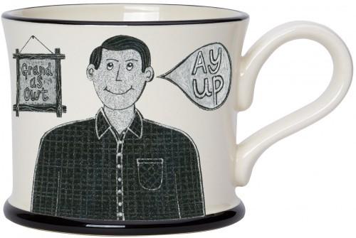 moorland dad mug