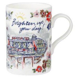 Cath Kidston Brighten Up Your Day Classic Cedar Mug-0