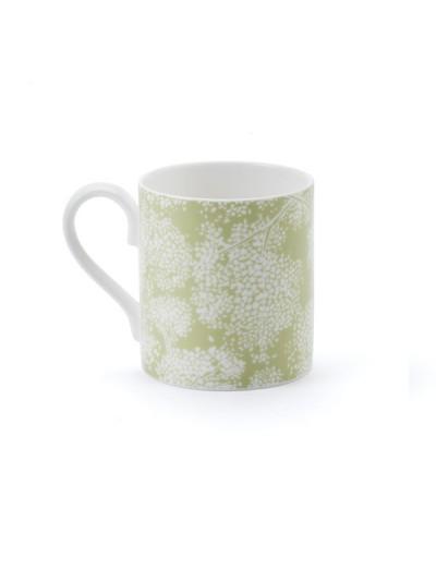 Nina Campbell Green Woodsford Mug-0