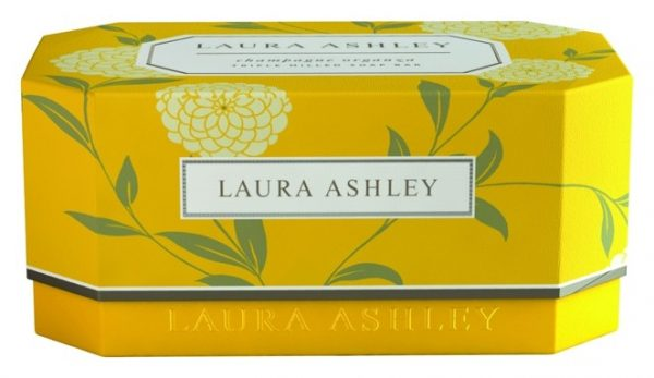 Laura Ashley Champagne Organza Soap-0