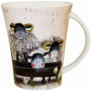 Alex Clark Farmyard Sheep Mug -0
