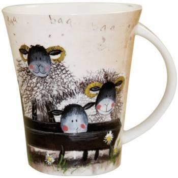 Alex Clark Farmyard Sheep Mug -0