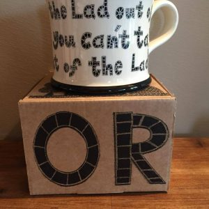 Moorland Pottery Lad Out Of Yorkshire Mug Gift Boxed-0