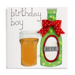 Janie Wilson Birthday Boy Card -0