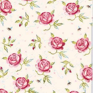 Emma Bridgewater Rose & Bee Gift Wrap-0