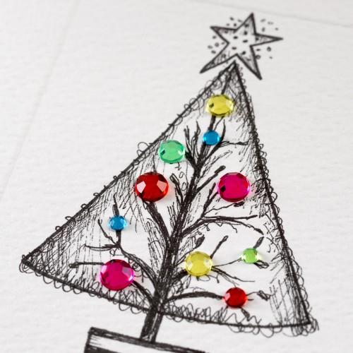Janie Wilson Wonderful Daughter Christmas Card-1496