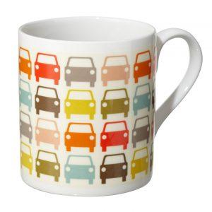 Orla Kiely Multi Cars Park Mug-0