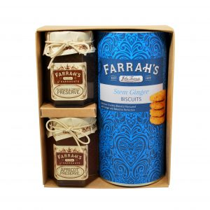 Farrah's of Harrogate Ginger Trio Selection Gift Pack-0
