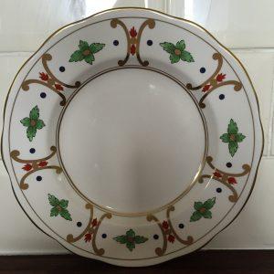 William Yeoward Giralda Dessert Plate - Made By Leeds Pottery-0