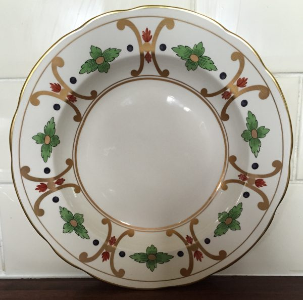 William Yeoward Giralda Soup Dish - Made By Leeds Pottery-0