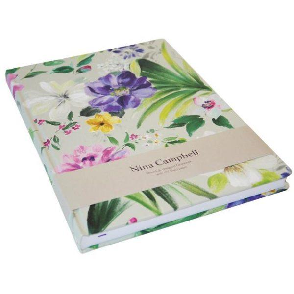 Nina Campbell A4 Rosslyn Notebook-0