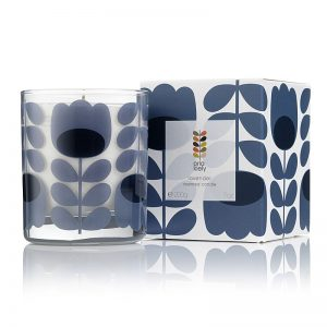 Orla Kiely Lavender Scented Candle-0