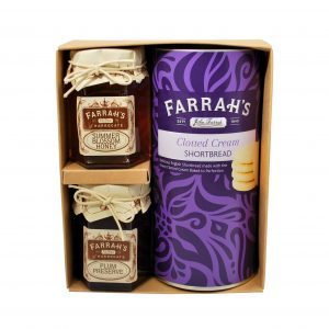 Farrah's Of Harrogate Clotted Cream Shortbread Trio-0