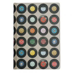 Ella Doran Vinyl Records Notebook-0