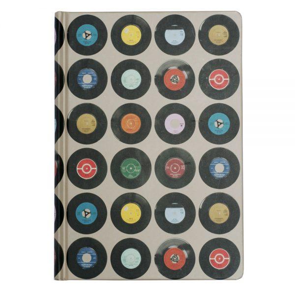 Ella Doran Vinyl Records Notebook-0
