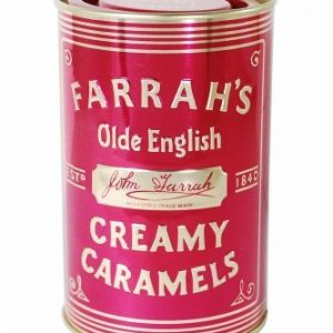 Farrah's of Harrogate Toffee Olde English Creamy Caramel In Tin-0