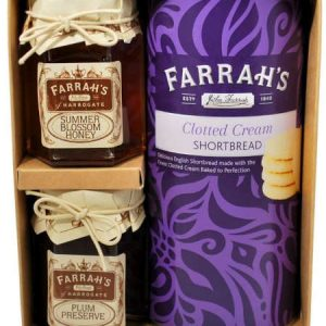 farrahs shortbread biscuit gift set