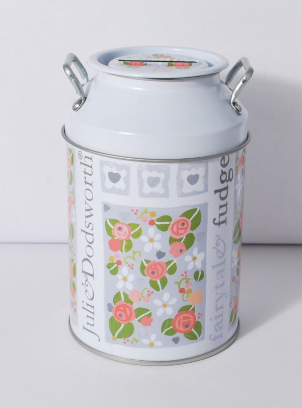 Farrah's Of Harrogate Julie Dodsworth Milk Churn Money Box with Butter Fudge-0
