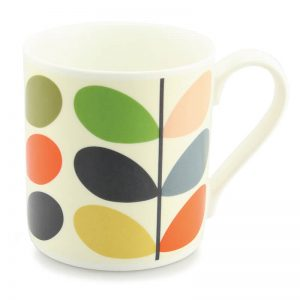Orla Kiely Linear Multi Stem Quite Big Large Mug -0