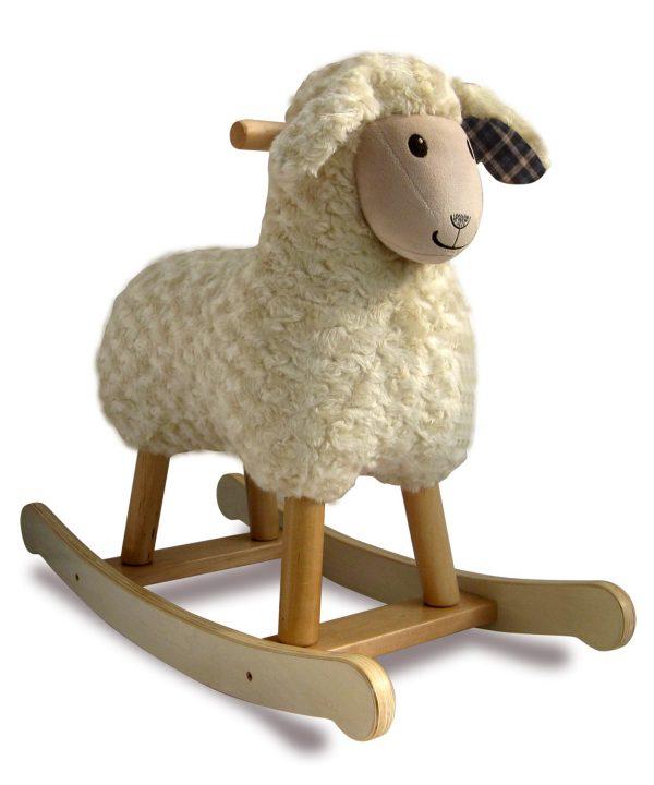 Little Bird Told Me Lambert The Rocking Sheep -0