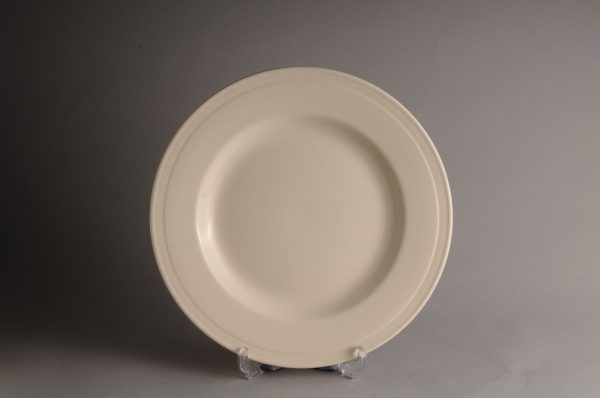 Hartley Greens Leeds Pottery Hunslet Roulette Side Plate-0