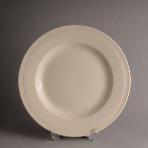 Hartley Greens Leeds Pottery Hunslet Roulette Salad Plate-0