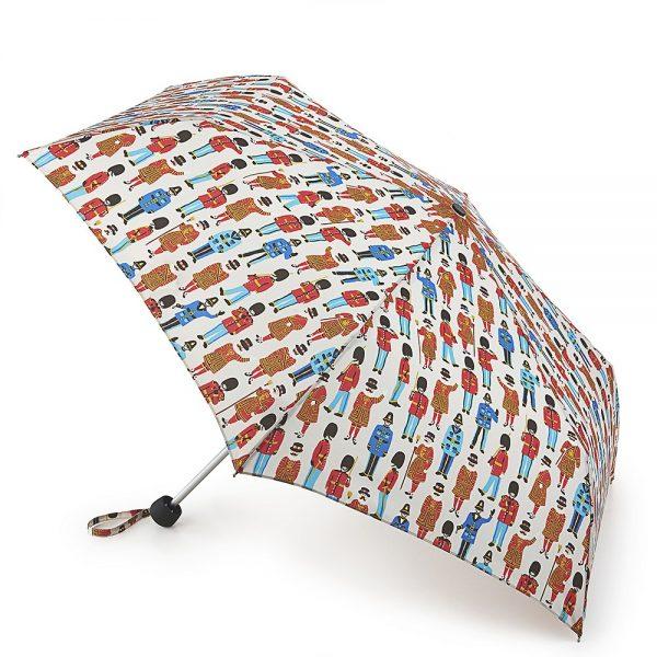 Cath Kidston London Guards & Friends Minilite Umbrella -0