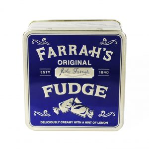Farrah's Of Harrogate Original Fudge In Tin - 100g-0