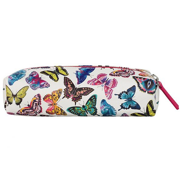 Harlequin Papilio Butterfly Pencil Case-0