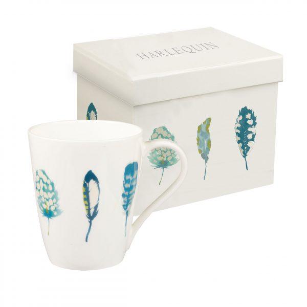 Harlequin Limosa Lagoon Gift Boxed Mug-0