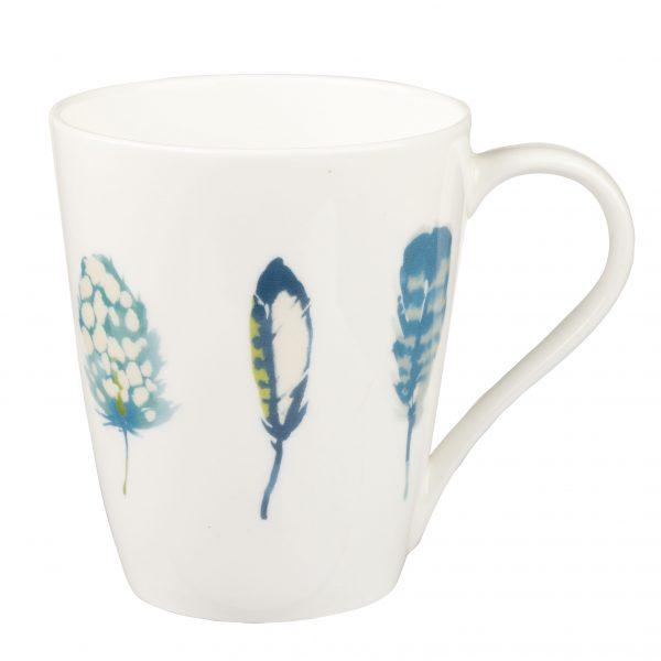 Harlequin Limosa Lagoon Gift Boxed Mug-2042