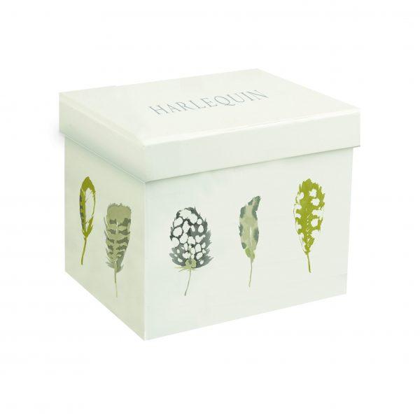Harlequin Limosa Linen Gift Boxed Mug-2039