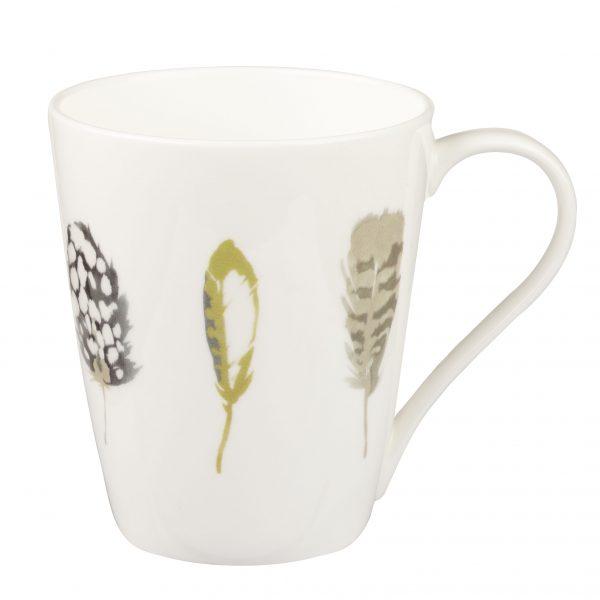 Harlequin Limosa Linen Gift Boxed Mug-2038