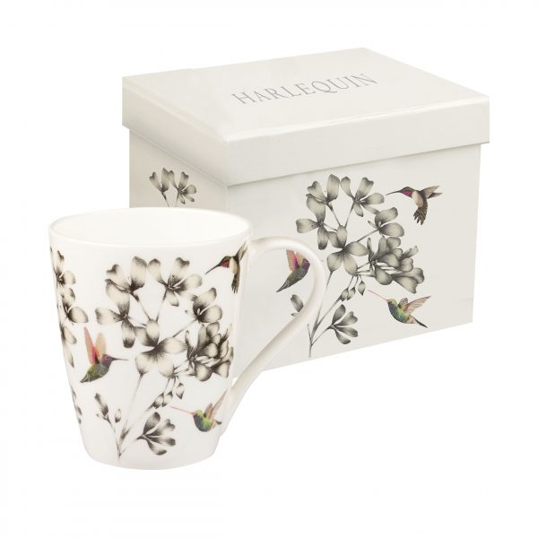 Harlequin Amazilia Opal Gift Boxed Mug-0