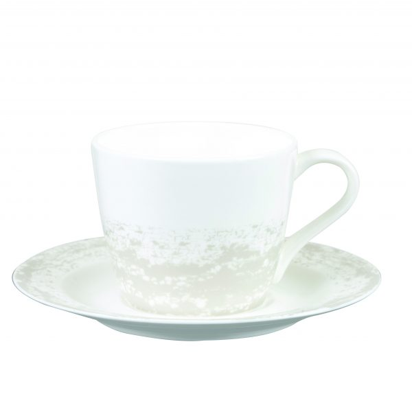 Harlequin Eglomise Tea Cup & Saucer Gift Boxed-2051