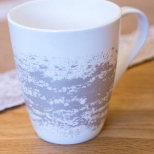 Harlequin Eglomise Mug Gift Boxed-0