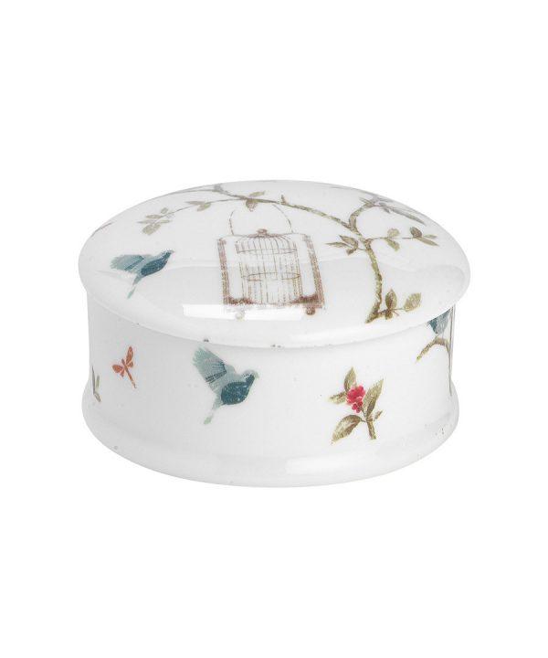 Nina Campbell Birdcage Walk Large Trinket Box -0