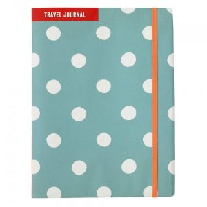 Cath Kidston Button Spot Travel Journal Diary-0