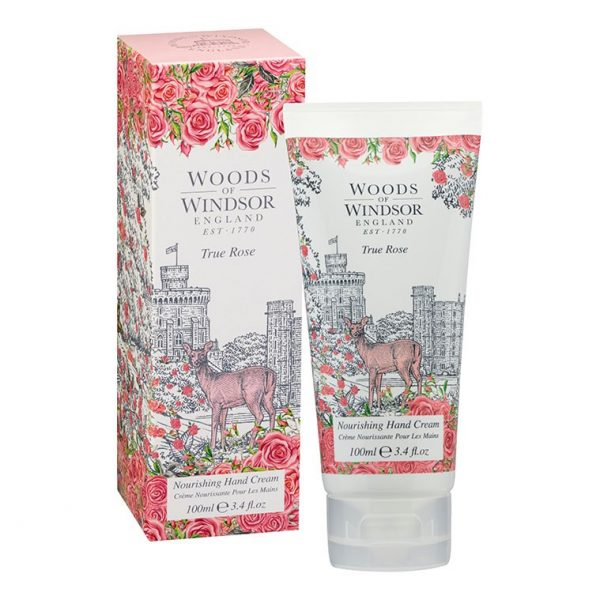 Woods Of Windsor True Rose Hand & Nail Cream-0
